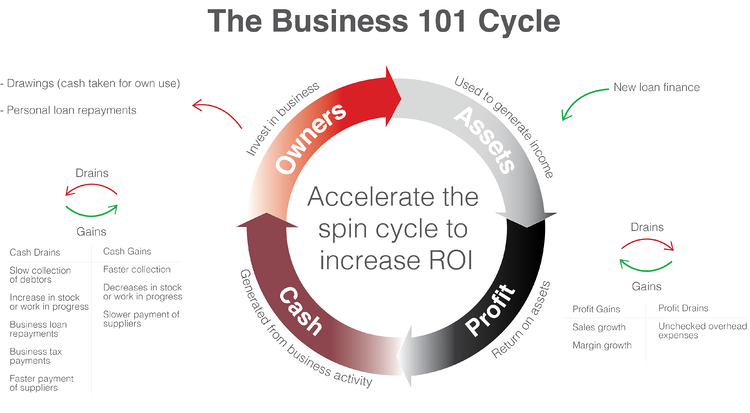 The Business 101 Cycle